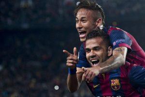 21 de abril de 2015. La revancha en el Camp Nou no presentó mayor contratiempo al Barça. Con contundencia y poder ofensivo, el elenco culé selló el paso a semifinales en apenas 34 minutos tras doblete del brasileño Neymar. Fue 2-0, y a esperar rival. Foto:AFP