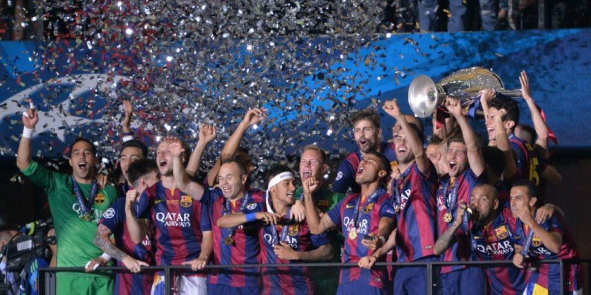 El Barça gana su quinta Champions
