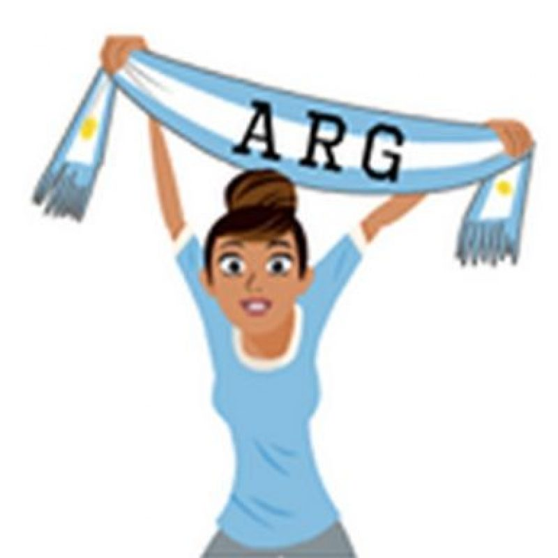 Argentina Foto:Facebook