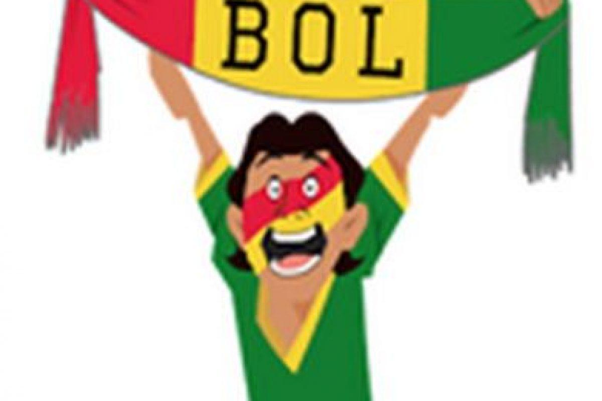 Bolivia Foto:Facebook