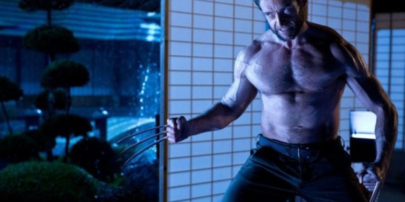 """""""Wolverine 3"""" se estrenará el 3 de marzo de 2017. Foto:IMDb"""