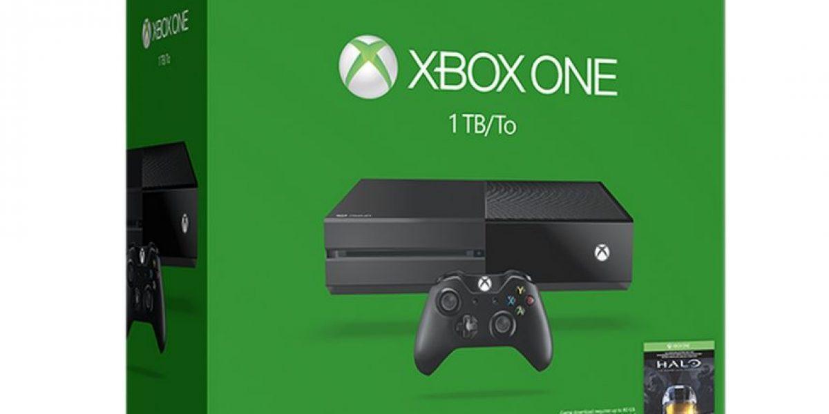 FOTOS: Este es el nuevo Xbox One de 1TB de memoria