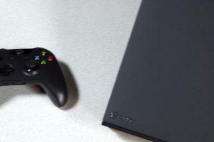 El control inalámbrico. Foto:Xbox