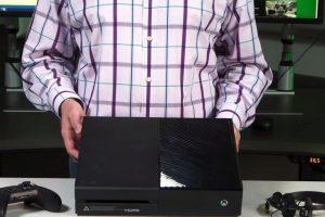 La nueva consola. Foto:Xbox