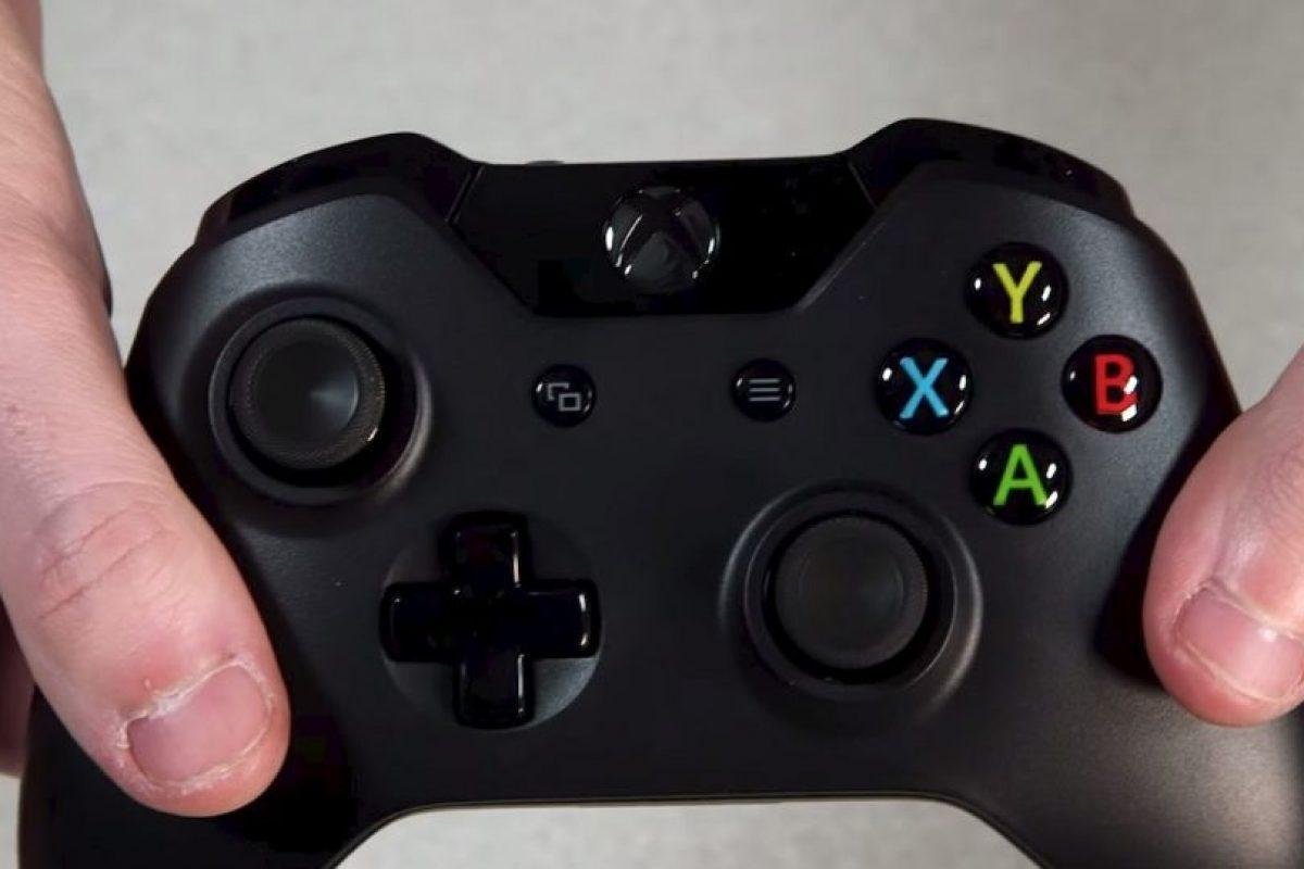 El nuevo mando de Xbox One. Foto:Xbox