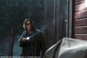 En el lugar conoce a un desconocido que lo acusa de plagio y lo orilla a vivir una verdadera pesadilla. Foto:IMDB