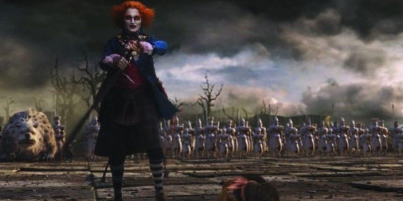"""""""Alicia en el País de las Maravillas"""" Foto:IMDB"""