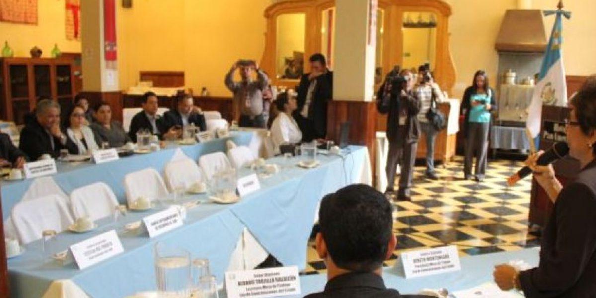 Mesa técnica empieza a recibir propuestas para reformar Ley de Contrataciones