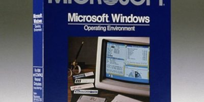 Microsoft inició actividades en el año de 1975 con la producción de software y pequeñas computadoras de escritorio. Les presentamos el Windows 1.0 creado por esta empresa en 1983. Foto:windows.microsoft.com