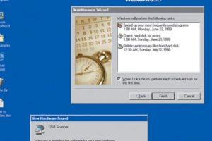 A partir de esta fecha, los usuarios de Windows esperaban cada año las nuevas mejoras en el sistema. En 1998 se anunció el mejorado Windows 98. Foto:windows.microsoft.com