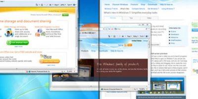 Después, Windows entregaría el Windows 7. Con este sistema, Microsoft terminaría una etapa de desarrollo para PC. Foto:windows.microsoft.com