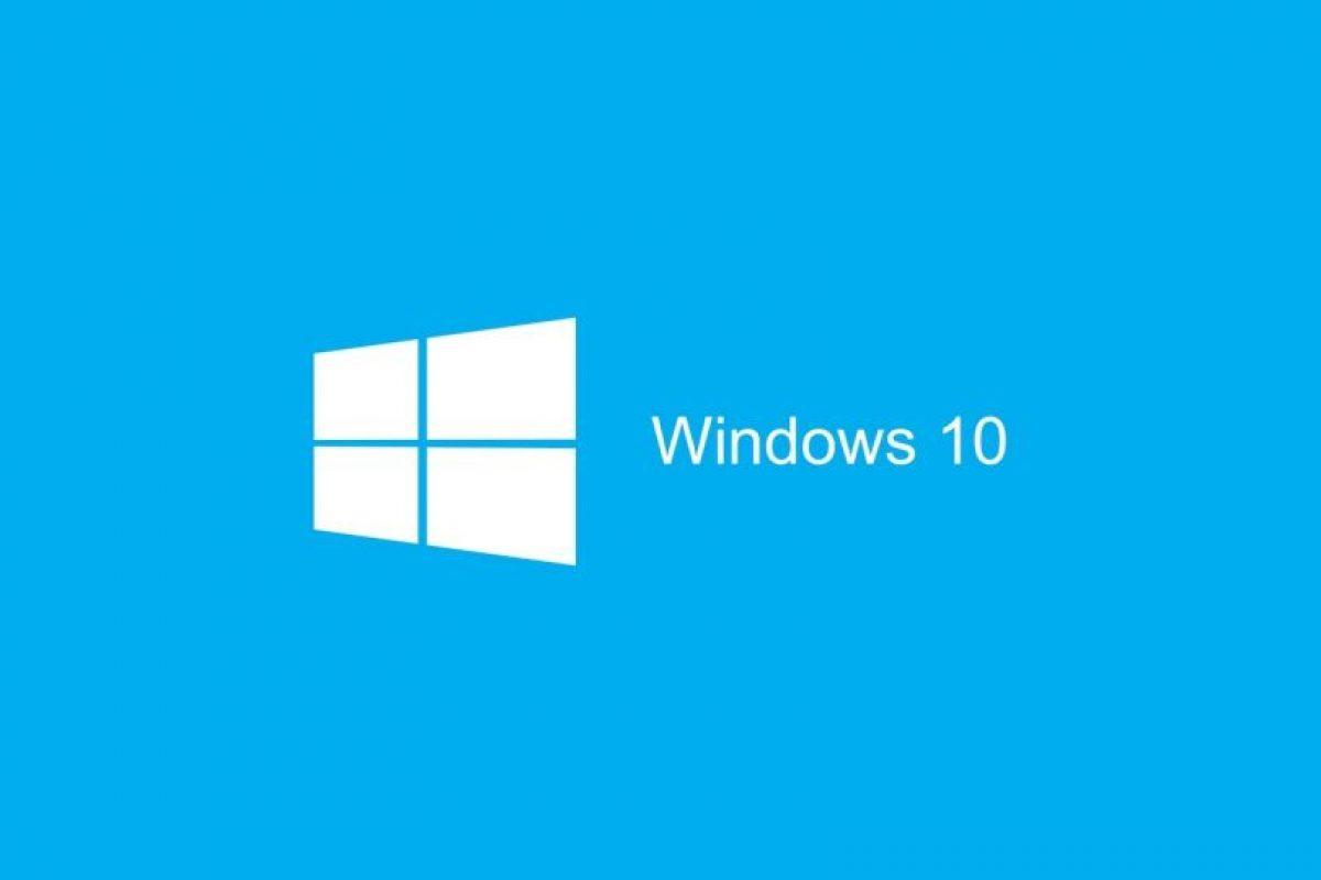 Windows 10 estará a la venta el próximo 29 de julio. Foto:Microsoft