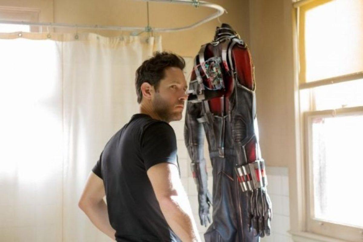 """La película del """"Hombre Hormiga"""" tendrá dos escenas post-créditos muy importantes para el universo Marvel. Foto:IMDb"""