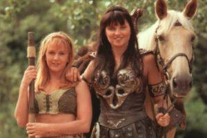 """La cadena de televisión NBC recientemente lanzó un comunicado para encontrar al guionista para la nueva versión de """"Xena: Warrior Princess"""". Foto:IMDB"""