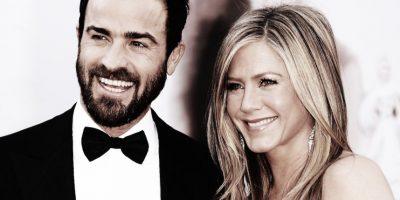 Aniston confiscó los celulares de los invitados para evitar que las fotografías del evento se filtraran en internet. Foto:Getty Images