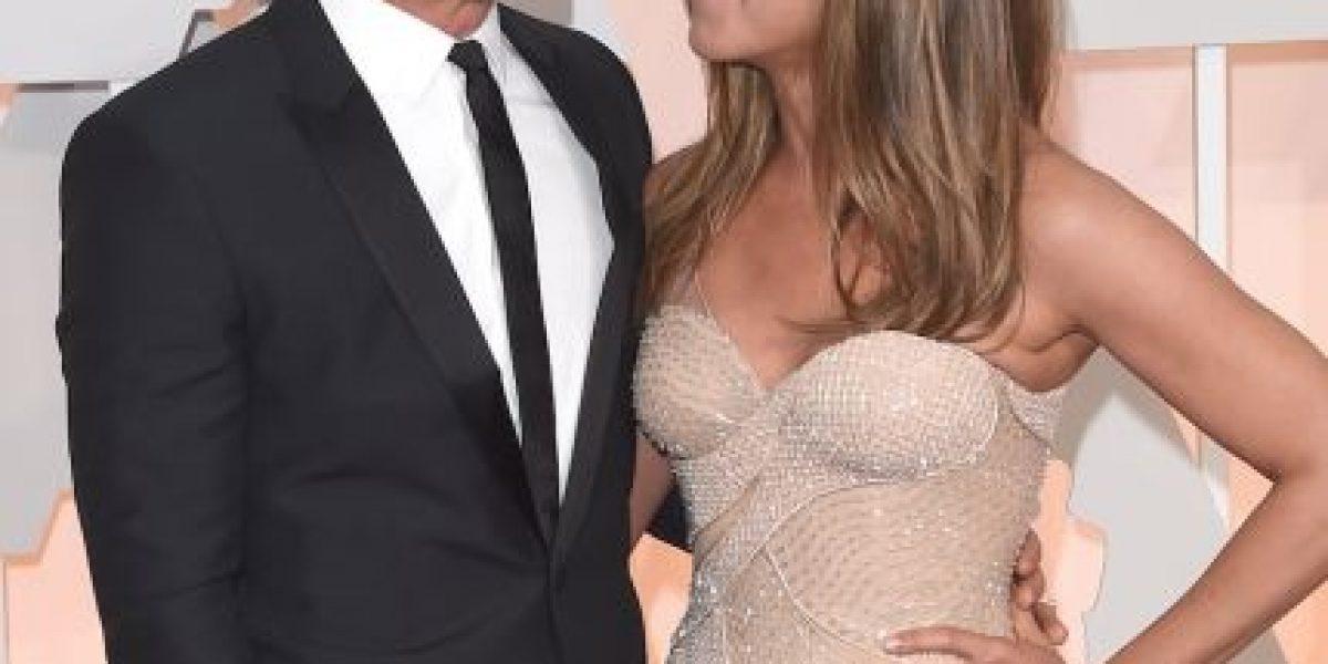 Jennifer Aniston se casó y dejó a dos actores de