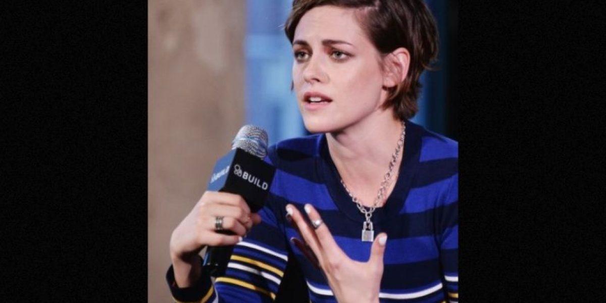 Kristen Stewart habla de su sexualidad... y no puede definirla