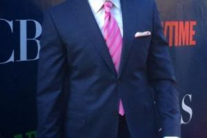 Jaime Camil es un actor y cantante mexicano. Foto:Instagram/JaimeCamil
