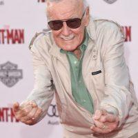 """Participó en la creación de famosos héroes como """"Spiderman"""", """"Hulk"""", """"Iron Man"""" y """"Los 4 Fantásticos"""". Foto:Getty Images"""