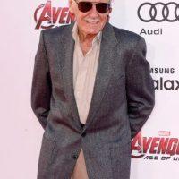 A los 18 años se convirtió en el editor en jefe de Marvel. Foto:Getty Images