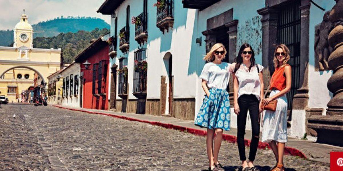 VIDEO. ¿Qué hace Jessica Alba en Guatemala?