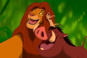 """La magia de """"El rey león"""" regresará este año a la pantalla chica con el spin-off de la historia que hizo su debut en 1994. Foto:vía facebook.com/lionking"""
