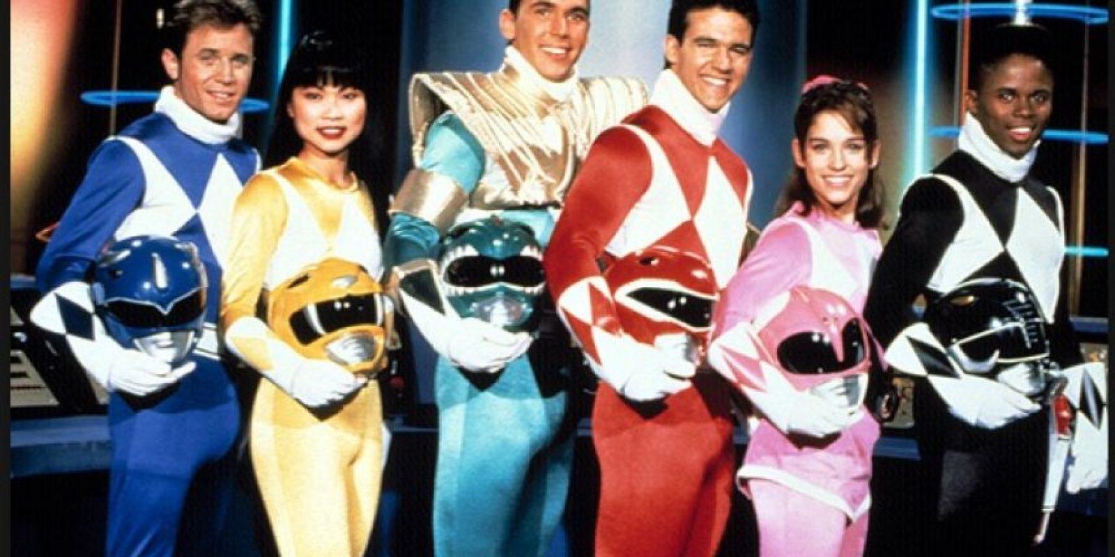 """Aunque se conocen pocos detalles sobre esta nueva producción, el sitio Heroic Hollywood reveló que los personajes de """"Mighty Morphin"""" serán los protagonistas. Foto:IMDB"""