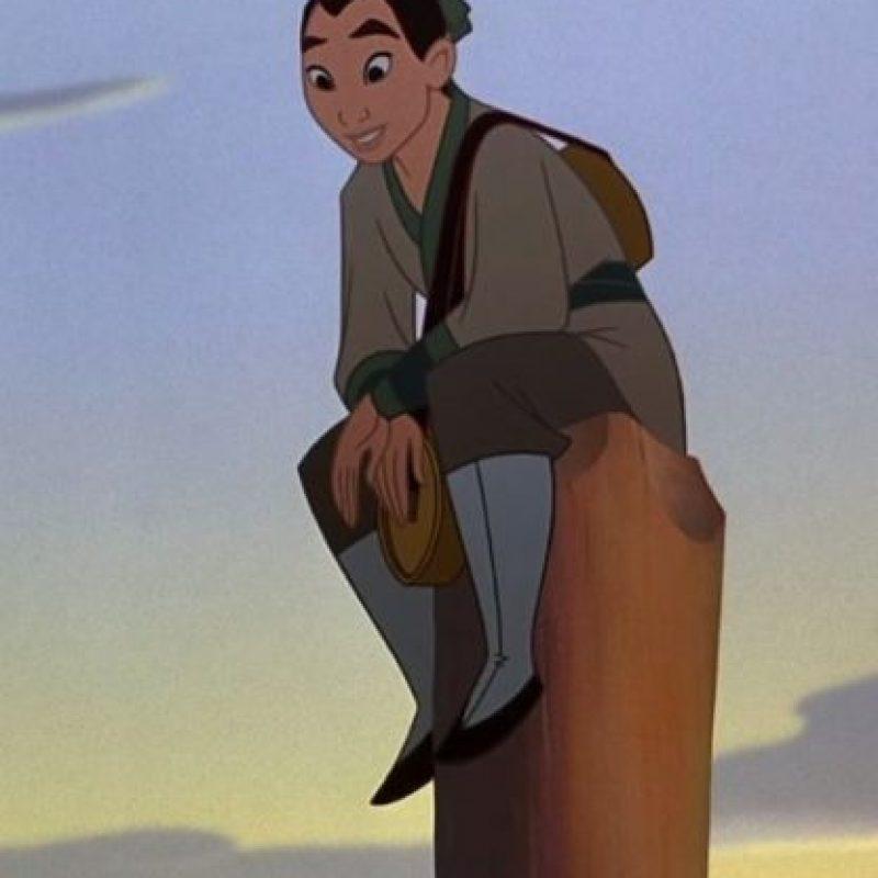Walt Disney compró una guión escrito por el equipo de Elizabeth y Lauren Haynek, donde Fa Mulan protagoniza una nueva adaptación de la cinta animada de 1988. Foto:vía facebook.com/WaltDisneyMulan