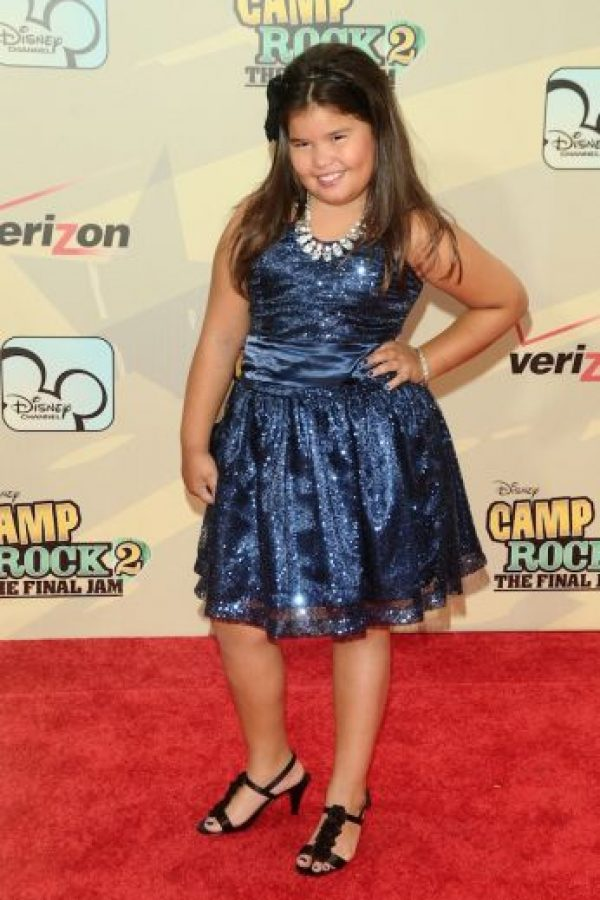 """También apareció en un episodio de la serie """"Sunny Entre Estrellas"""". Foto:Getty Images"""