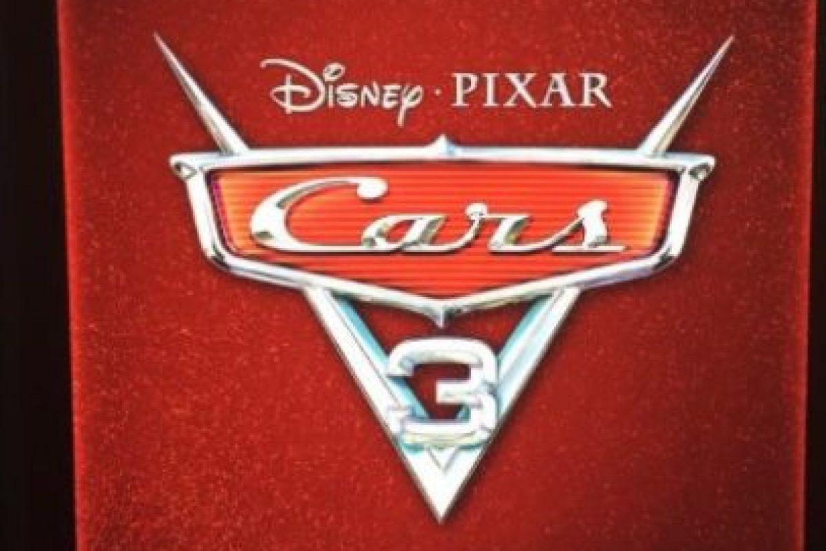 """Y la tercera entrega de """"Cars"""" son los nuevos proyectos de Disney y Pixar Foto:vía twitter"""