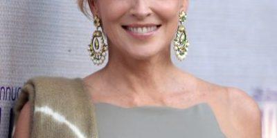 """""""No quiero ser una belleza eterna"""": Sharon Stone se quita la ropa a los 57 años"""