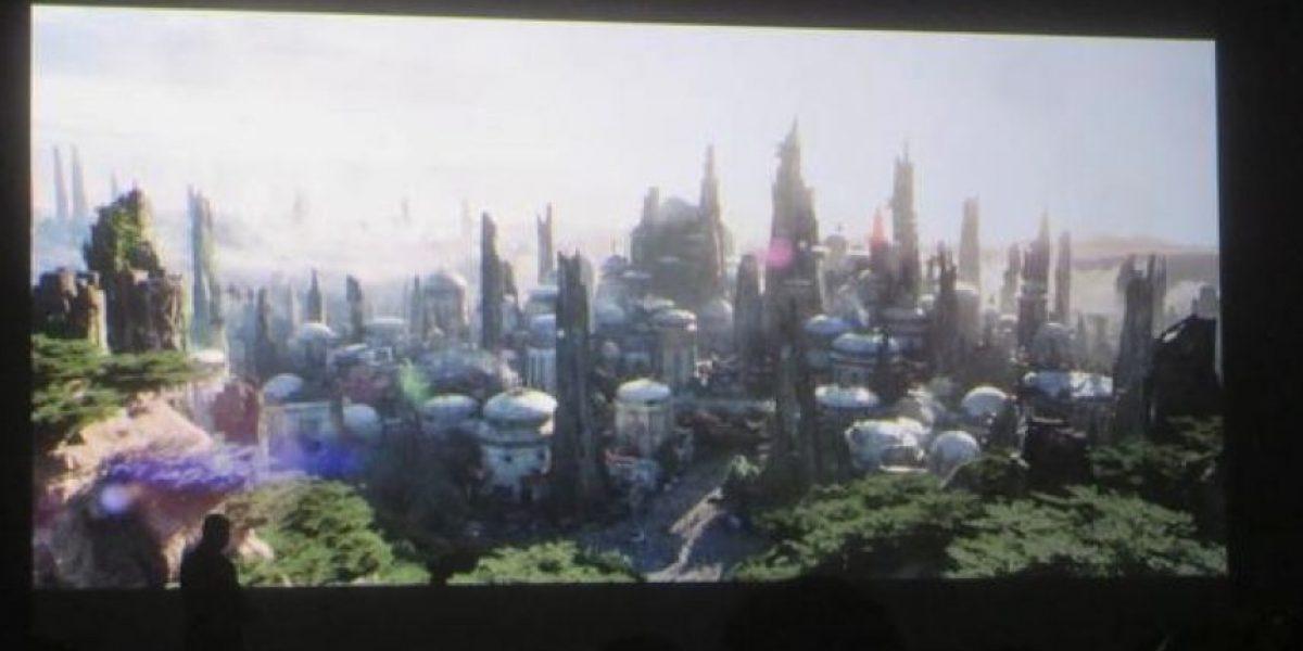 Fotos: Así serán los gigantescos parques temáticos de