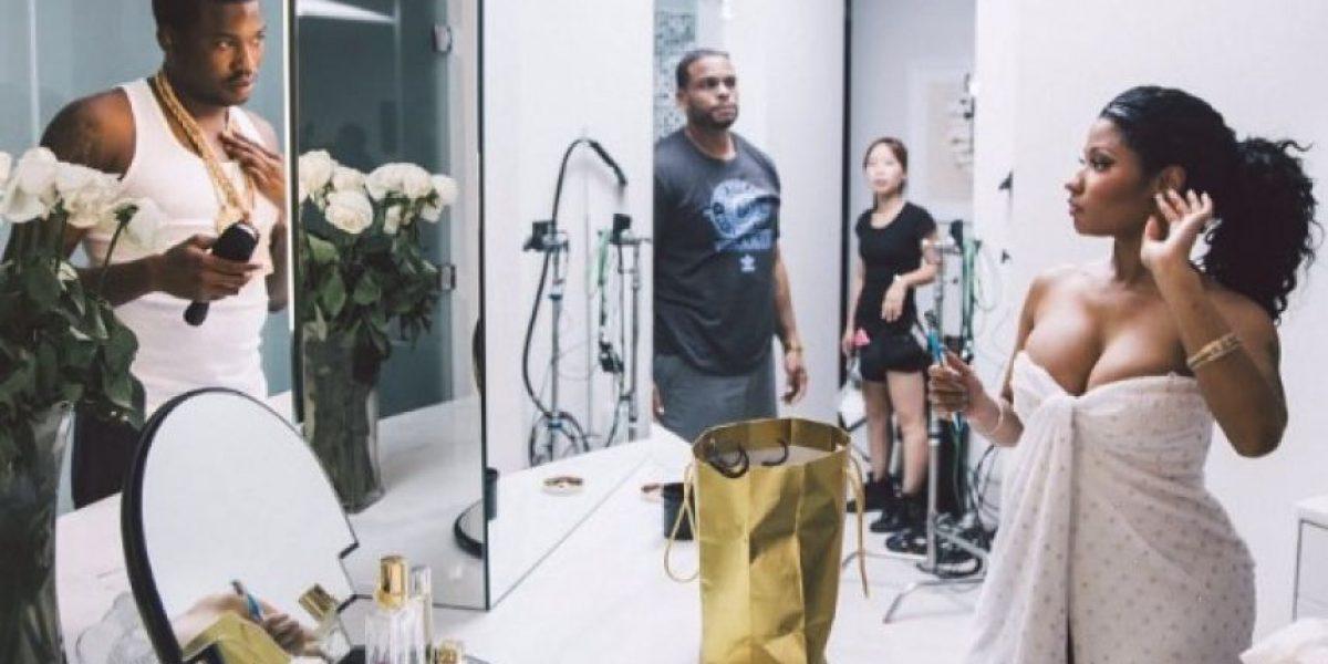 Nicki Minaj dedicó candente baile a su novio y lo compartió en Instagram