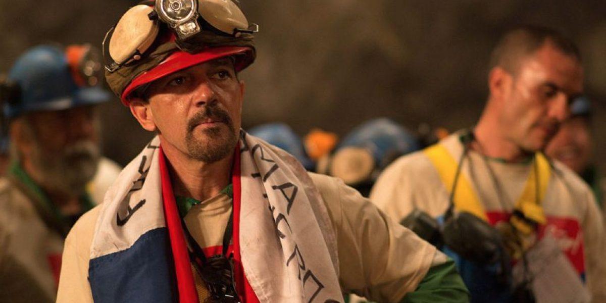 """Antonio Banderas: """"Hay una gran reflexión en el drama 'Los 33'"""""""