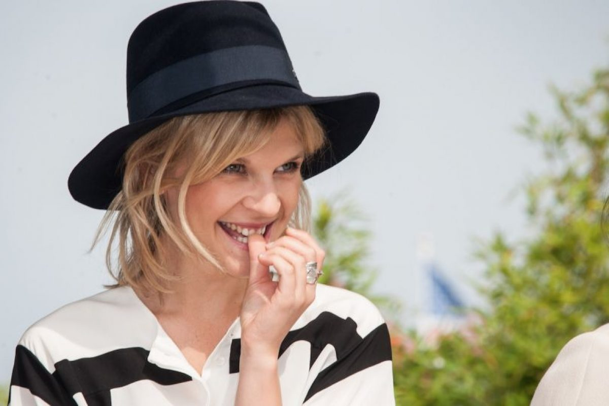 Como modelo, tuvo oportunidad de trabajar para el famoso diseñador Karl Lagerfeld Foto:Getty Images