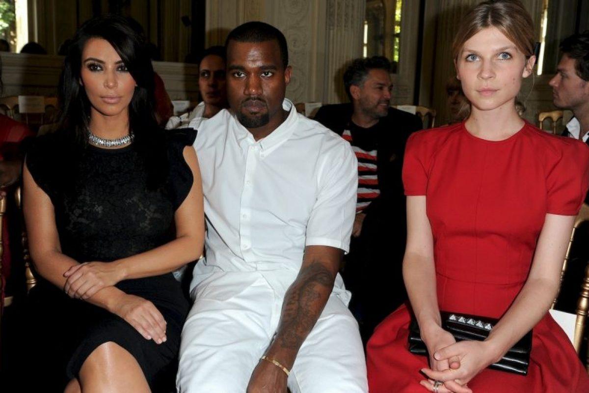 Poésy también es una amante de la moda. Foto:Getty Images