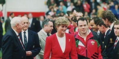 Se separó de Carlos en 1992 y el divorcio se consumó el 28 de agosto de 1996 Foto:Getty Images