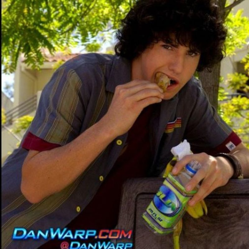 """3.- En la cuarta temporada, Sean Flynn regresó a la producción para interpretar a """"Chase"""", pero tenía el cabello corto. Foto:vía facebook.com/DanWarp"""