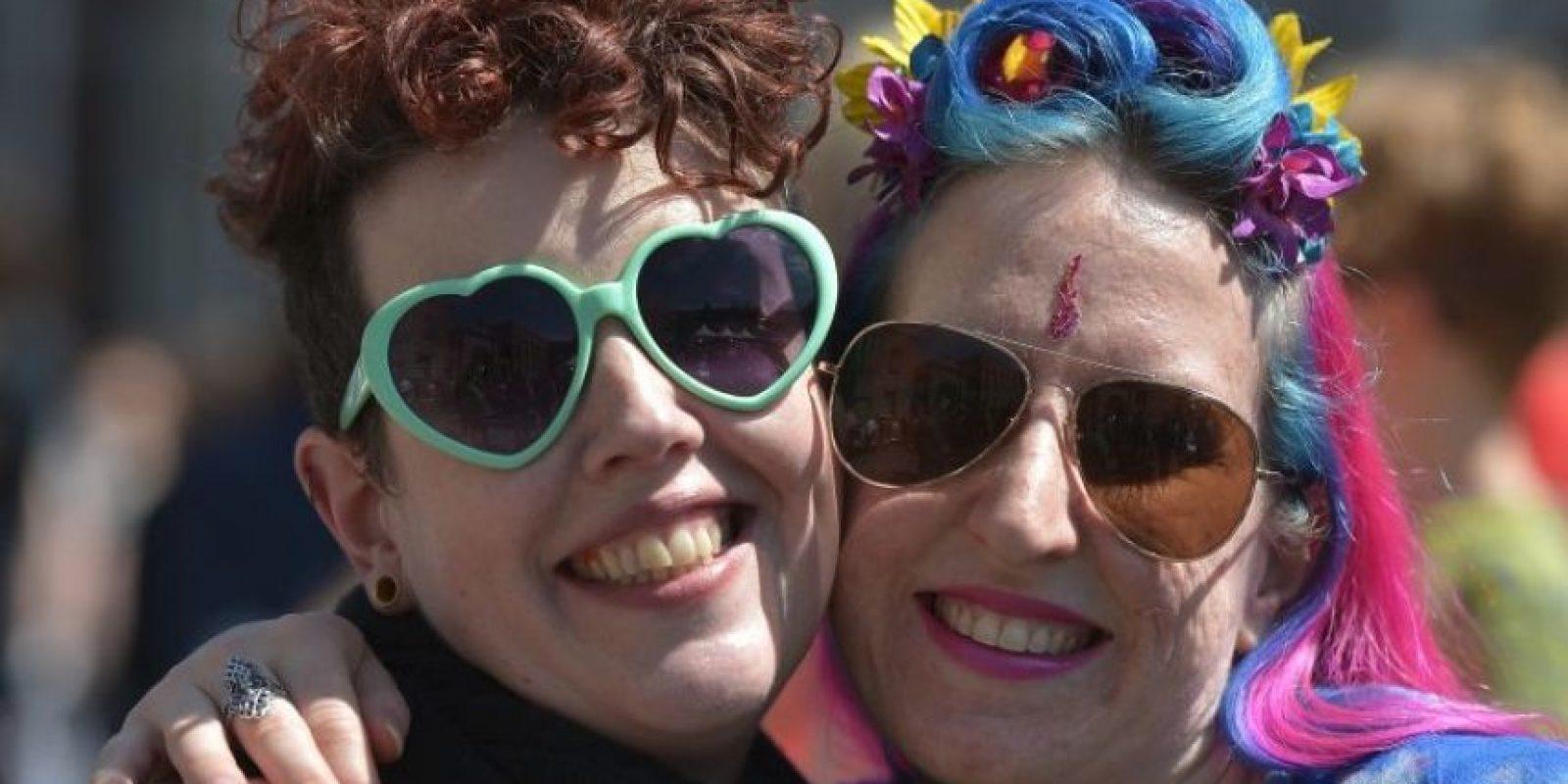 El matrimonio entre personas del mismo sexo es permitido en el resto del país, desde el 13 de marzo de 2014. Foto: Getty Images