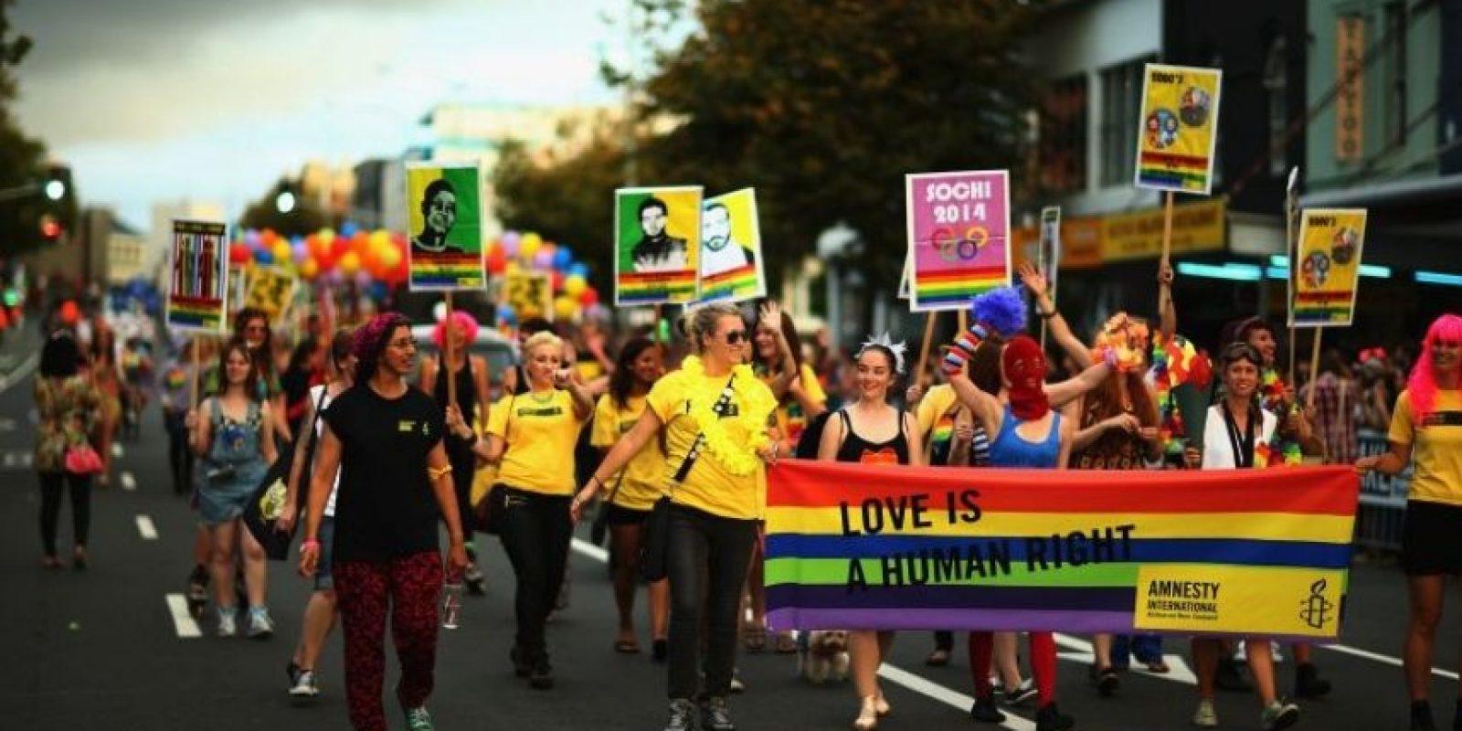 2. Nueva Zelanda Foto: Getty Images