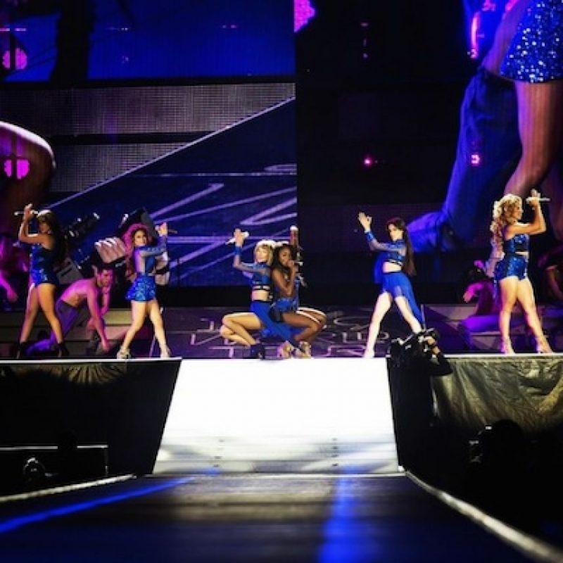 Fifth Harmony Foto:Instagram/TaylorSwift
