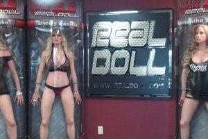 """Esta es la primera """"muñeca para adultos"""" con inteligencia artificial Foto:Facebook.com/abysscreations/photos"""