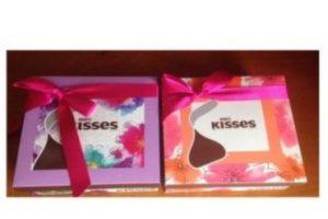 Con el fin de compartir, la empresa regaló chocolates a todos los que lo pidieran. Foto:Uber