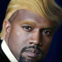 """Pero parece que el rapero está tomando muy en serio su """"campaña"""". Foto:vía twitter.com"""