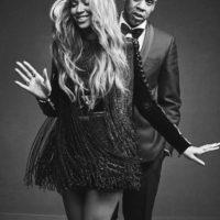En abril de 2008, se casó en secreto con Jay Z. Foto:vía instagram.com/beyonce