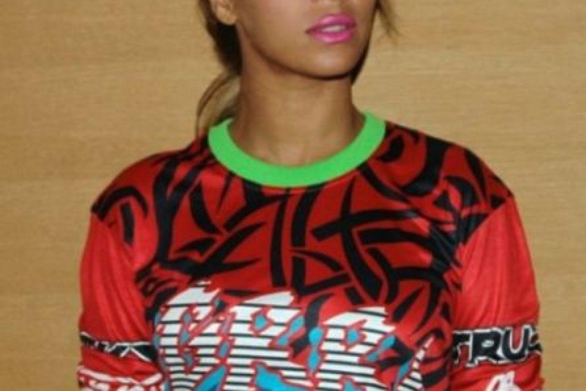 Actualmente cuenta con su propia línea de ropa, que vende en su sitio web Beyonce.com. Foto:vía instagram.com/beyonce