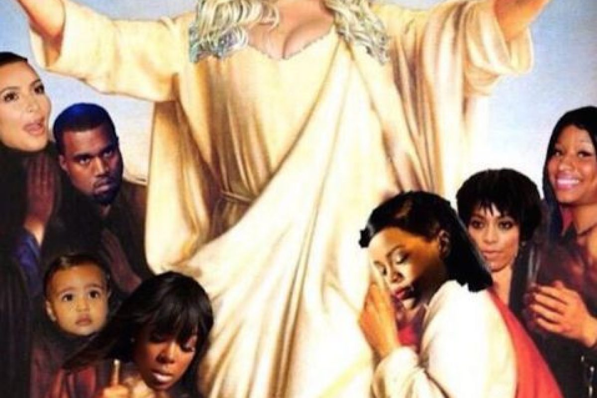 Esta secta conformada por fans. Celebra la vida y obra de Beyoncé Foto:vía twitter.com