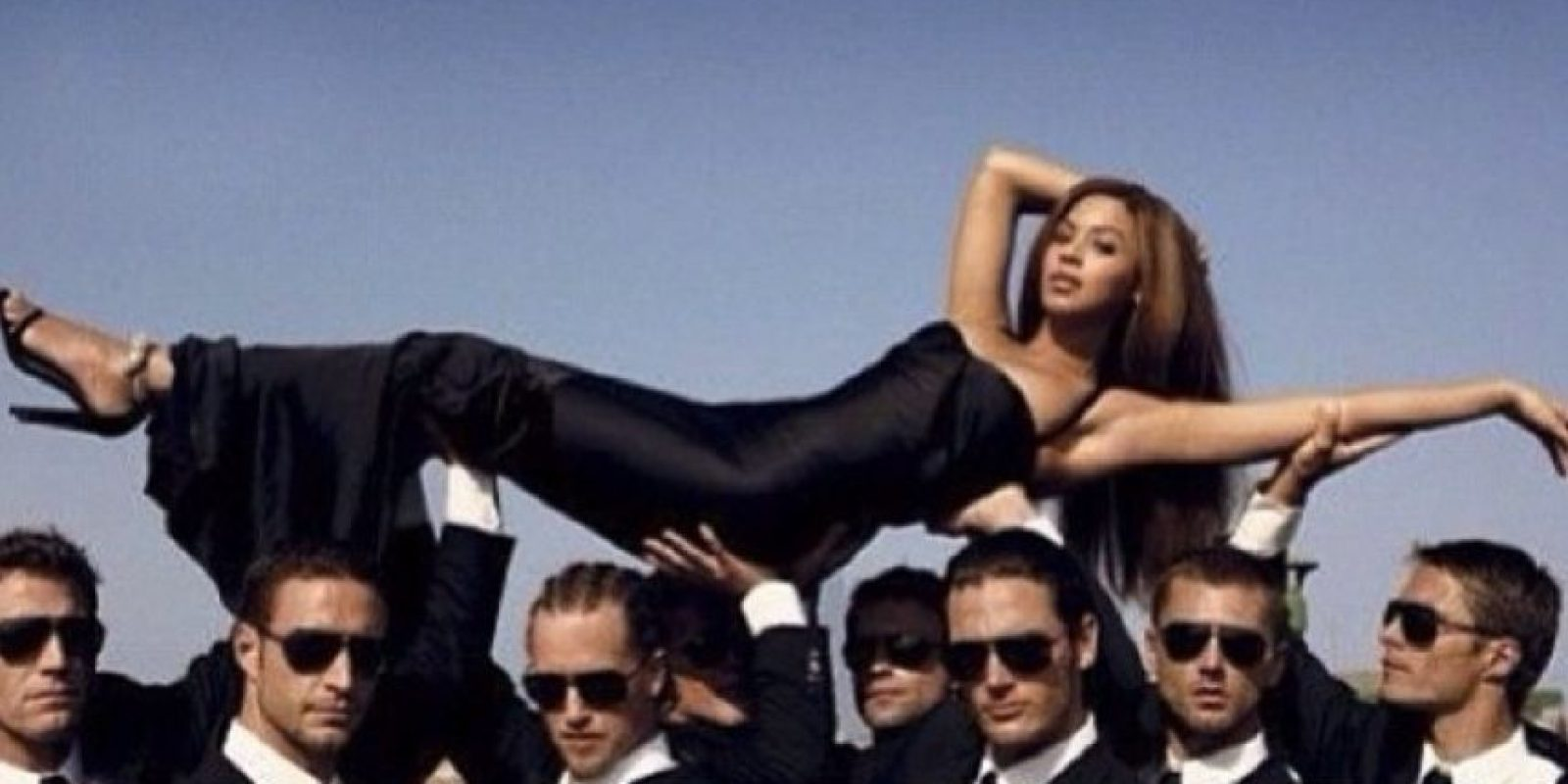 "Esto por su tema ""Single Ladies"". Foto: vía instagram.com/beyonce"
