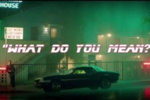 """""""What Do You Mean?"""", el nuevo tema de Justin Bieber, ha logrado acumular más de 21 millones de reproducciones a través de Spotify. Foto:YouTube/JustinBieberVEVO"""