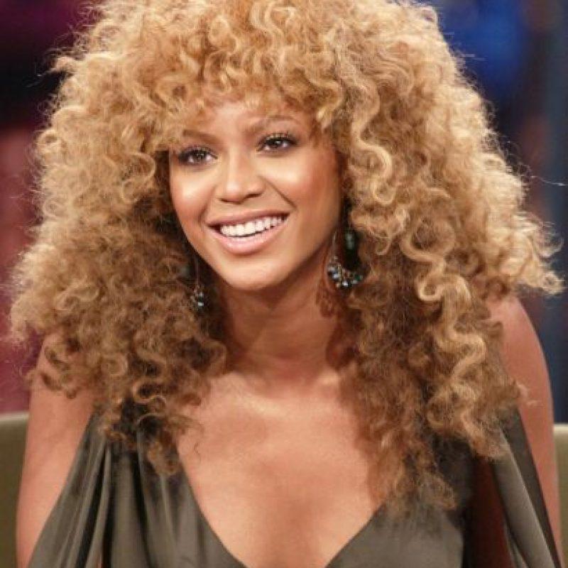 """Su primer single, """"Crazy in Love"""", contó con la colaboración de Jay Z y se convirtió en uno de los grandes éxitos de la lista """"Hot 100"""" de Billboard. Foto:Getty Images"""